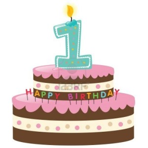 5528895-happy-first-birthday-cake-with-candle